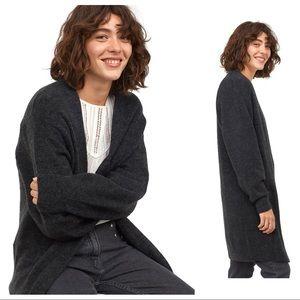 Sweaters - NEW Oversized Fine Knit LONG CARDIGAN Sweater